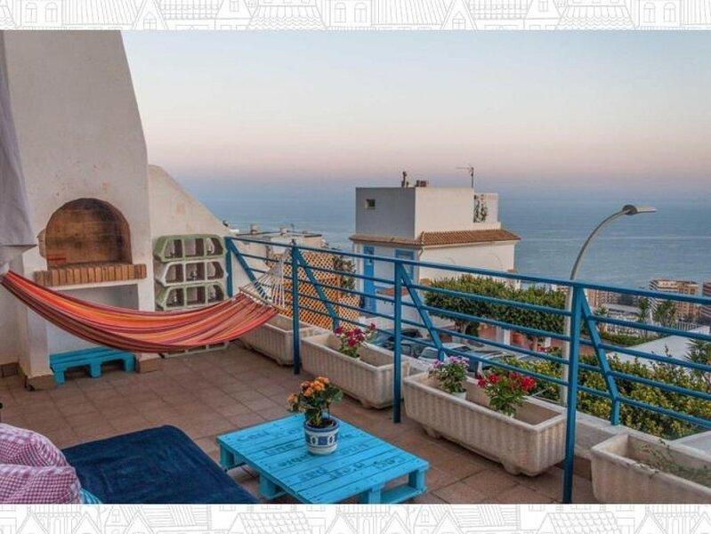 Chalet En Aguadulce Roquetas De Mar Con Magnificas Vistas Al Mar, holiday rental in Aguadulce