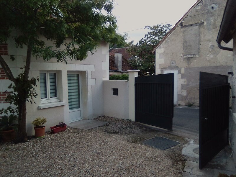 Beautiful house with garden & Wifi, holiday rental in Poulaines