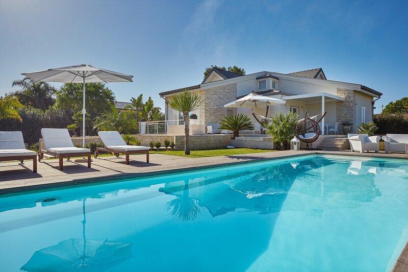 Villa Prestigio, holiday rental in Pozzallo