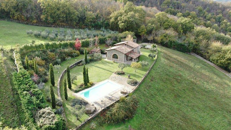 Villa Ginevra, holiday rental in Lerchi