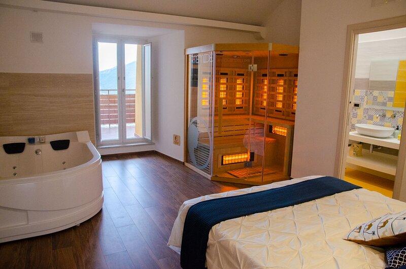 artemide b&b suite & spa, Ferienwohnung in Acerno