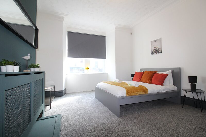 City flat Nr Newcastle quayside/centre with WIFI, alquiler de vacaciones en Beamish