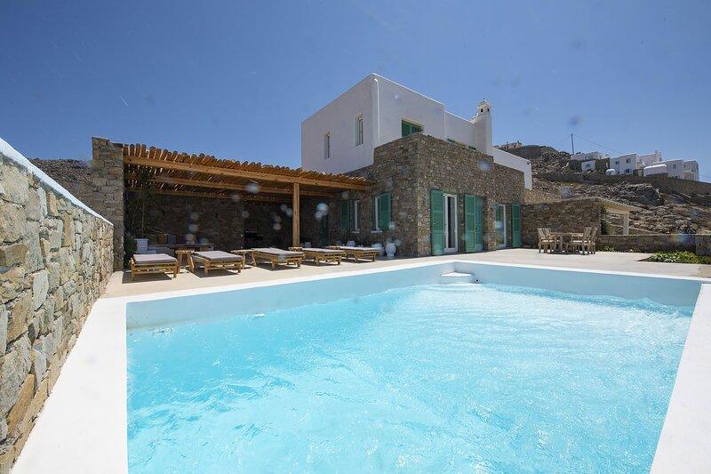 Villa Joy, holiday rental in Faros Armenistis