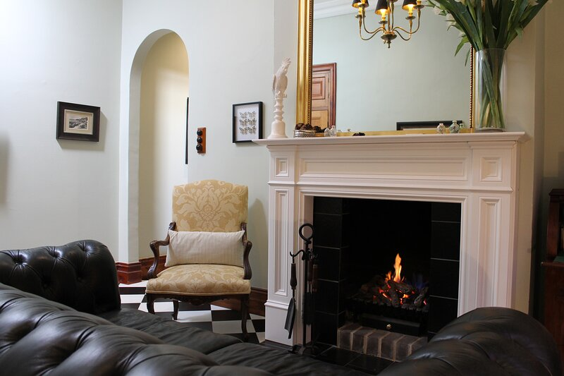Quality furniture and cosy spaces