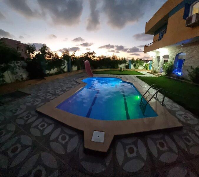 Blue House - North Coast, location de vacances à Gouvernorat d'Alexandrie