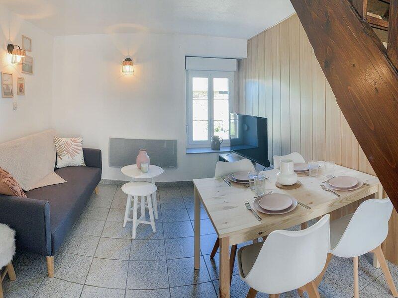 La salicorne, holiday rental in Pirou