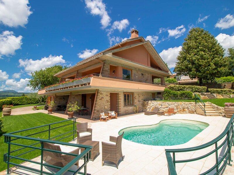 Villa Carolina, holiday rental in Sutri