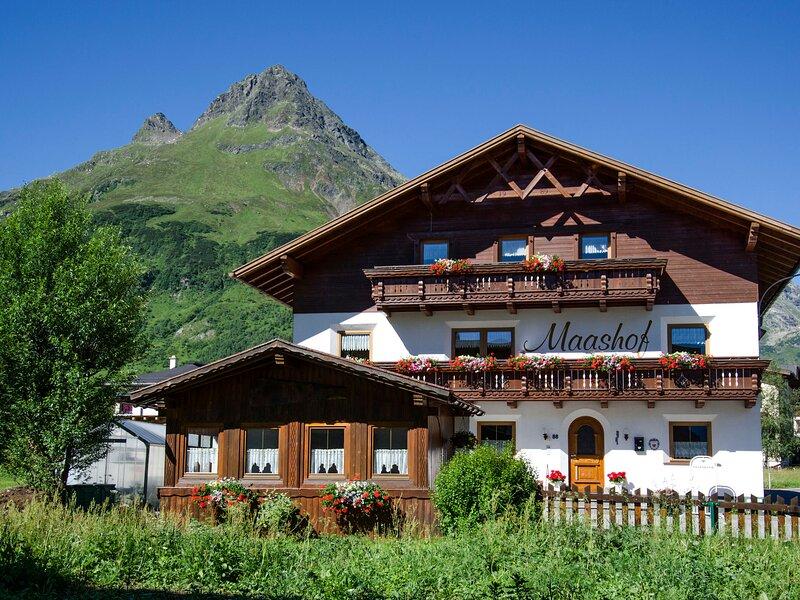 Apart Maashof, vacation rental in Ischgl