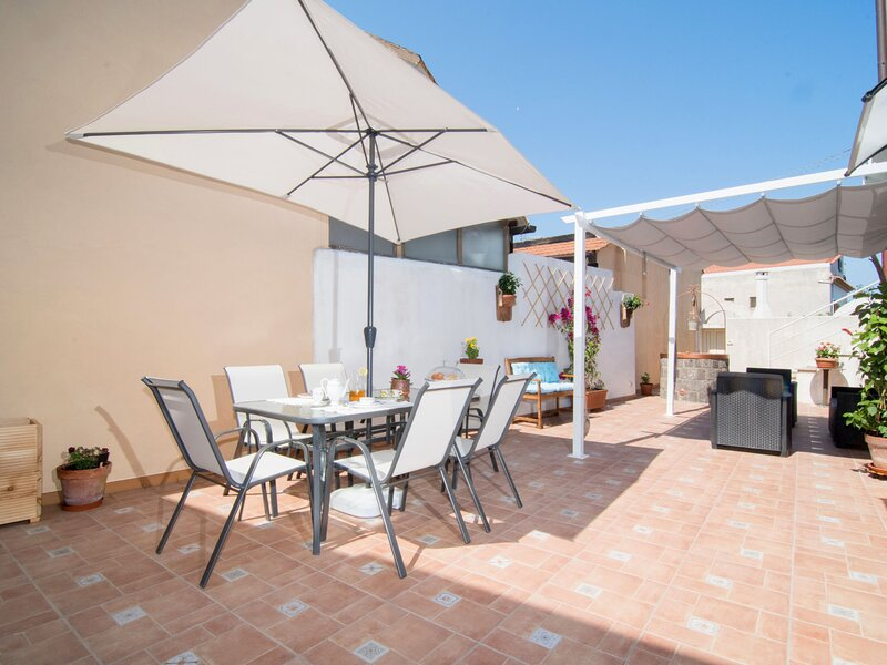 Carmela Vistamar, holiday rental in Termini