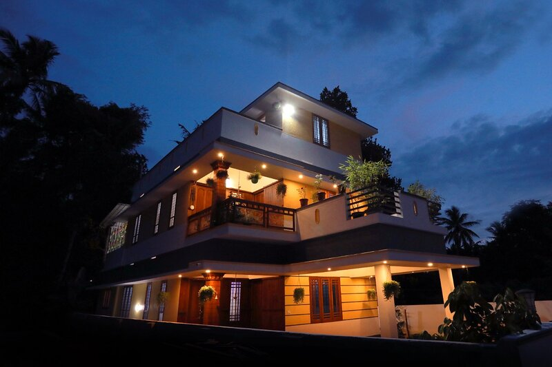 Oyster Marris Homestay in Trivandrum... Feel like your Home..., holiday rental in Thiruvananthapuram District
