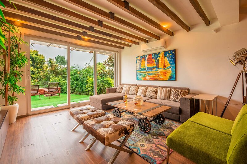 Oberoi's Chalet by Vista Rooms, aluguéis de temporada em Naukuchiatal