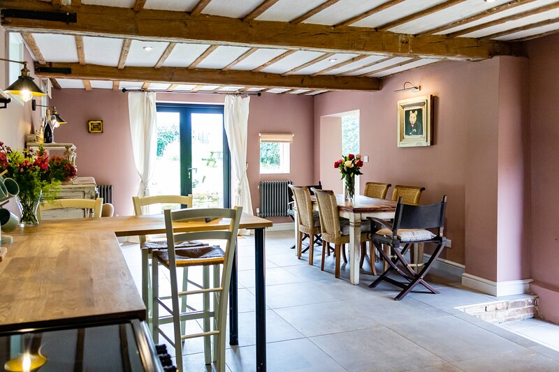 The Potting Shed is a recently renovated cottage near Battle & Hastings, holiday rental in Bodle Street Green