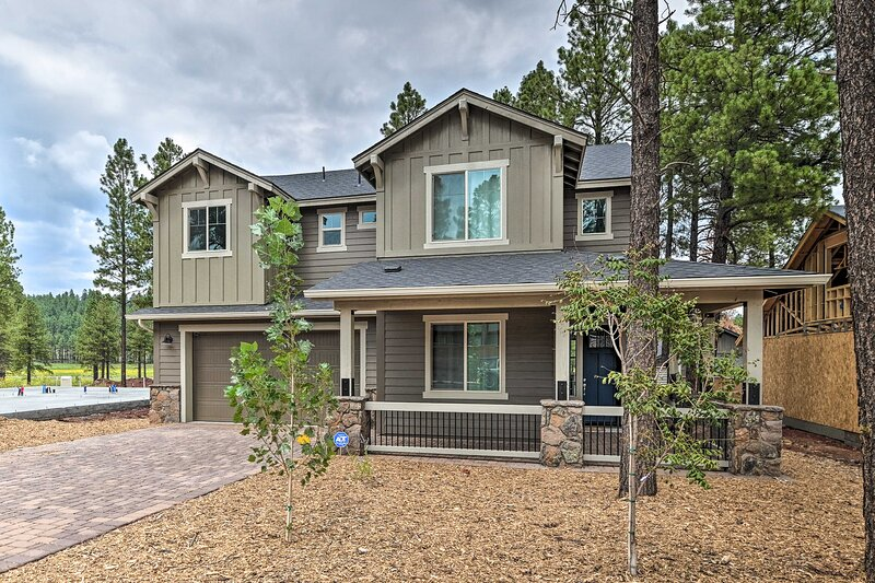 NEW! Flagstaff Retreat ~ 3 Mi to Downtown & Parks!, holiday rental in Bellemont