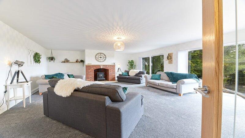 Highfield, vacation rental in Newton on the Moor