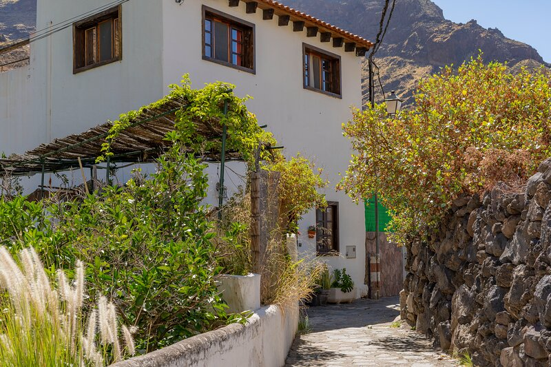 La Casa del Orobal, aluguéis de temporada em Agaete