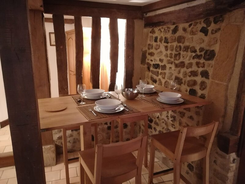Appartement charmes et confort, holiday rental in Pennedepie