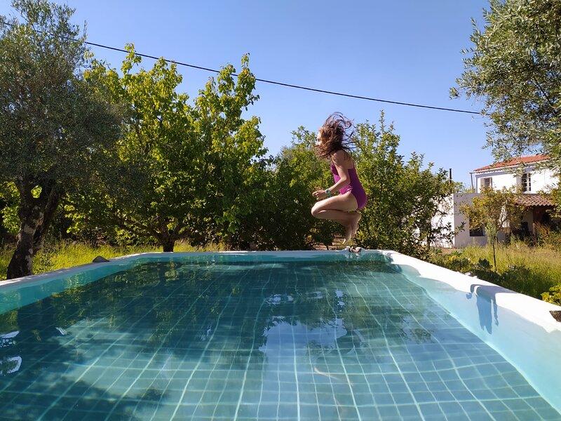 Casa da menina que achou o sol, holiday rental in Escoural