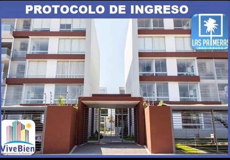 Hermoso departamento tipo Suite 1 dormitorio vista a la Piscina, holiday rental in Piura
