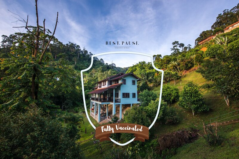 Rest. Pause. Rainforest Retreat, holiday rental in Bentong