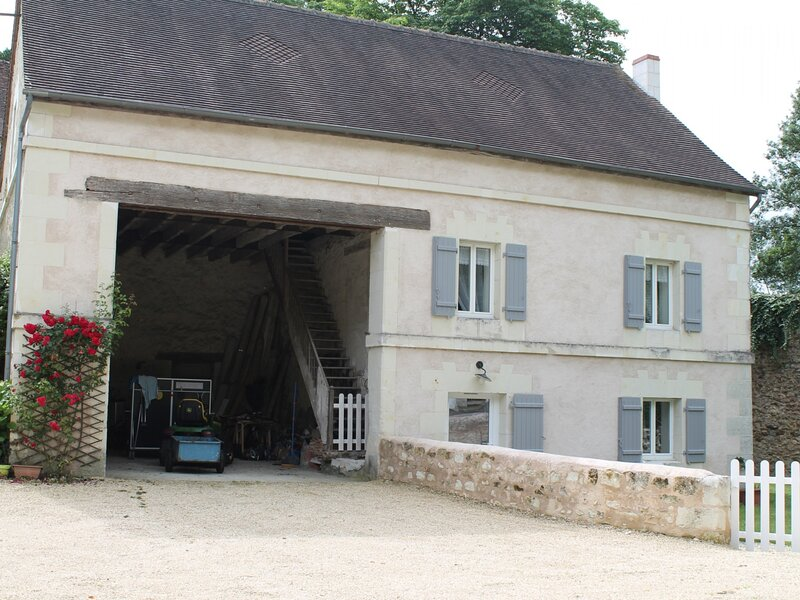 Maison à 10minutes de LA ROCHE POSAY, holiday rental in Ingrandes