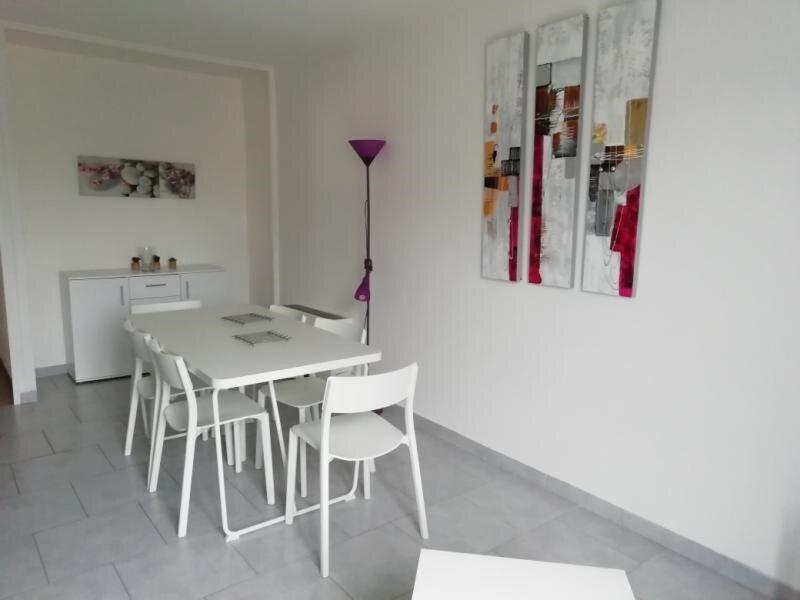 Magnifique appartement en plein centre de LA ROCHE POSAY, holiday rental in La Roche-Posay