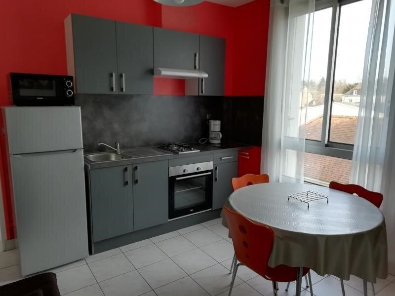 Appartement en plein Cenre ville DE LA ROCHE POSAY, holiday rental in Chaumussay