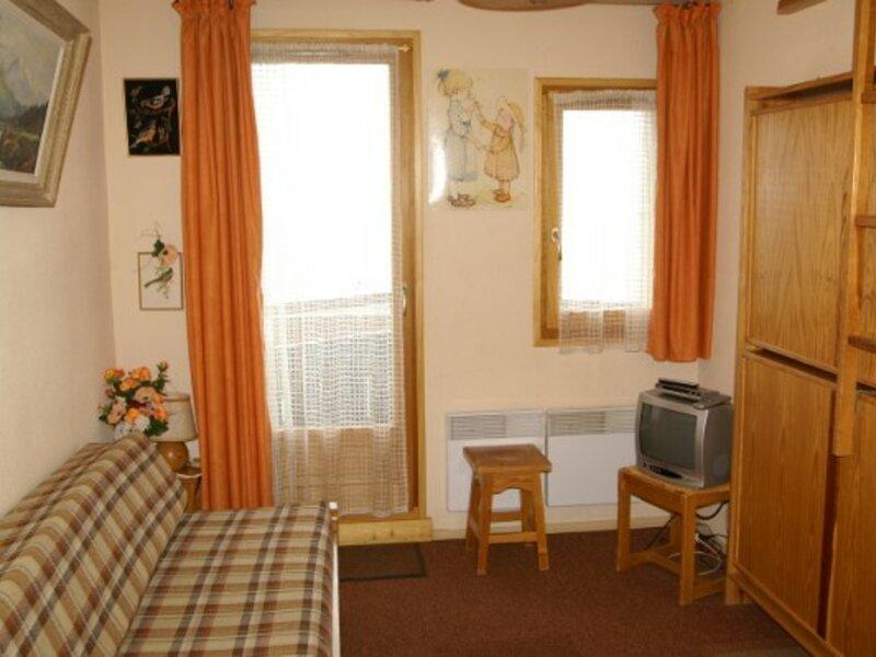 Studio au pied des pistes résidence Perce-Neige, holiday rental in Sainte-Agnes