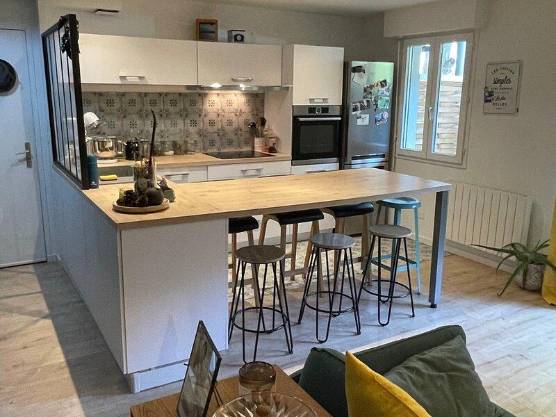 Location Maison Aix-les-Bains, 2 pièces, 2 personnes, holiday rental in Drumettaz-Clarafond