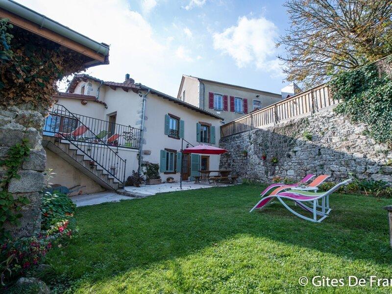Chez Félix et Amélie, holiday rental in Vollore-Montagne