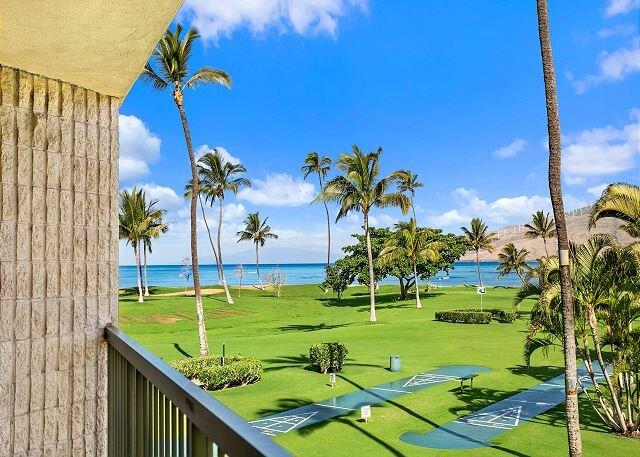 Beautiful Maui Sunset 218B ~ 2 Bedroom Ocean Views, casa vacanza a Maui