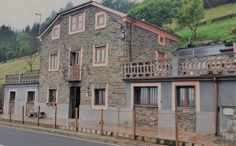 Casa de Aldea - Mirador del Navia, casa vacanza a Navelgas