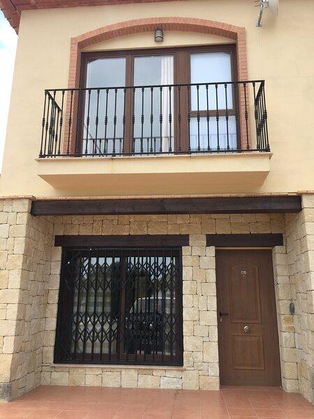 La Armonía Townhouse, holiday rental in Vall de Gallinera