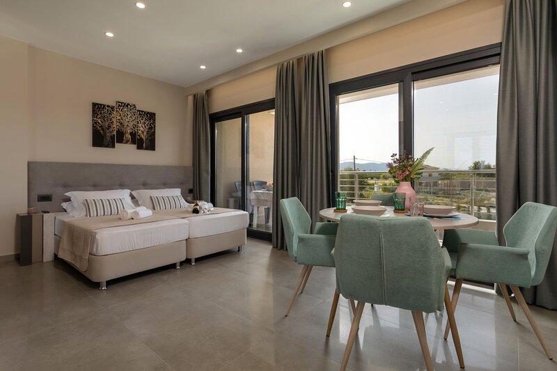 La casa de zante - First Floor Studio Apartment, location de vacances à Pefkakia
