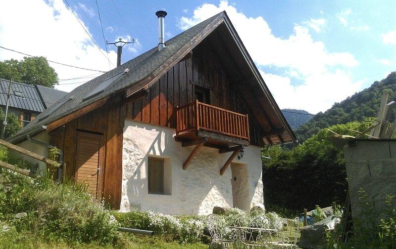 La maison de mamie montagne, casa vacanza a Arbas