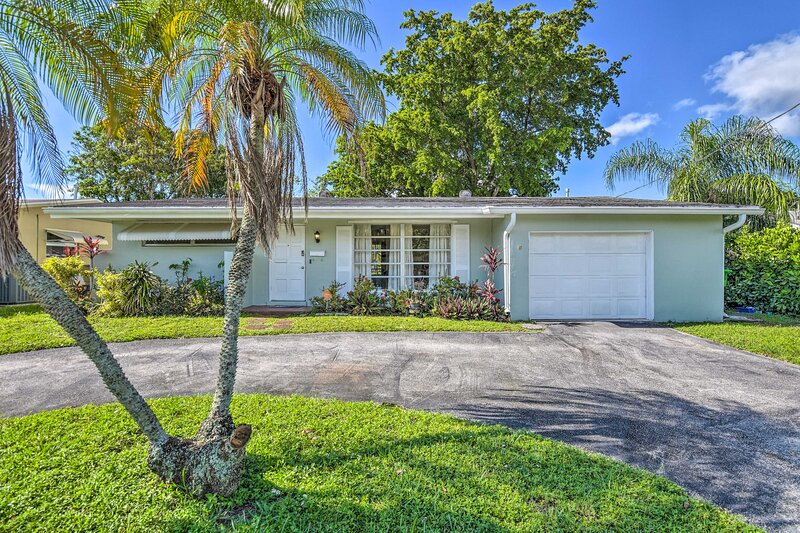 NEW! Tranquil Home, 12 Mi to Fort Lauderdale Beach, vacation rental in Plantation