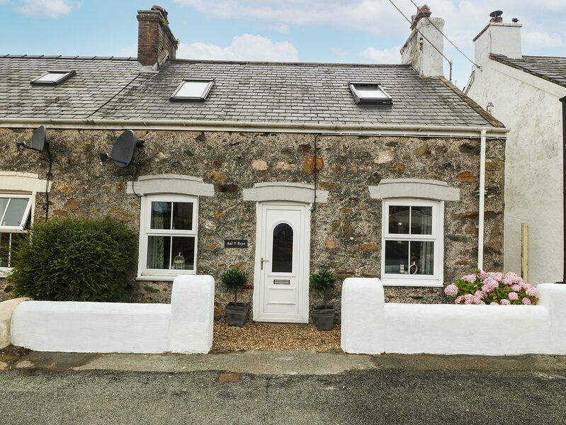 Ael Y Bryn, Carreglefn, vacation rental in Llanerchymedd