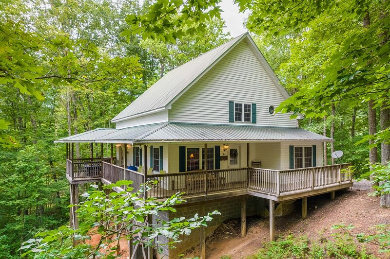 Manna House, holiday rental in Webster