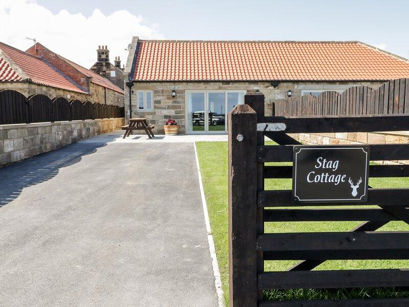 Stag Cottage, Whitby – semesterbostad i Briggswath