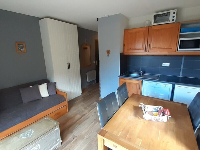 3 pièces 4/6 personnes, holiday rental in Modane