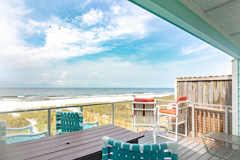Emerald Seascape!! Gulf Front Paradise!, holiday rental in Panama City Beach