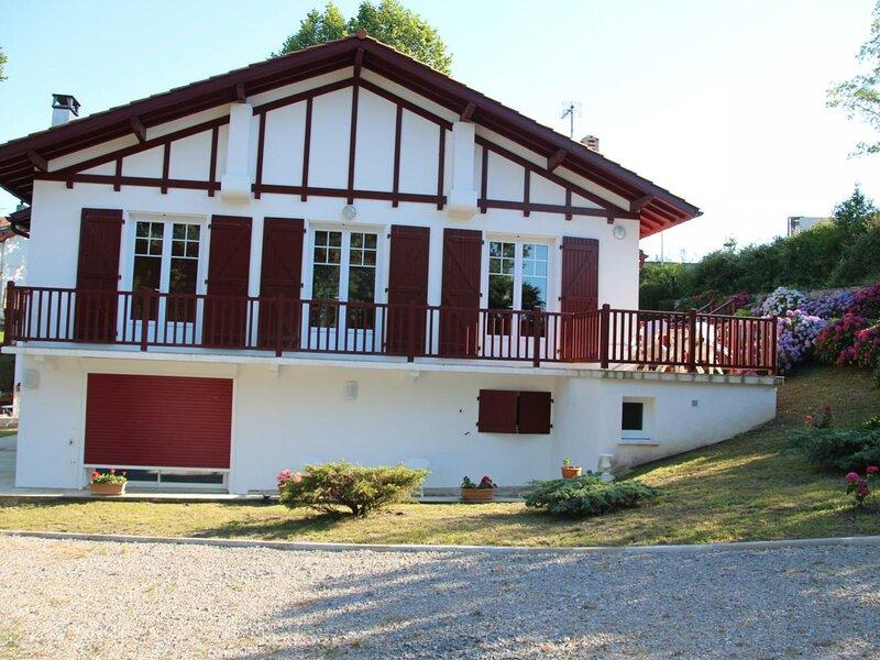 Villa ANNE-MARIE, location de vacances à Lahonce