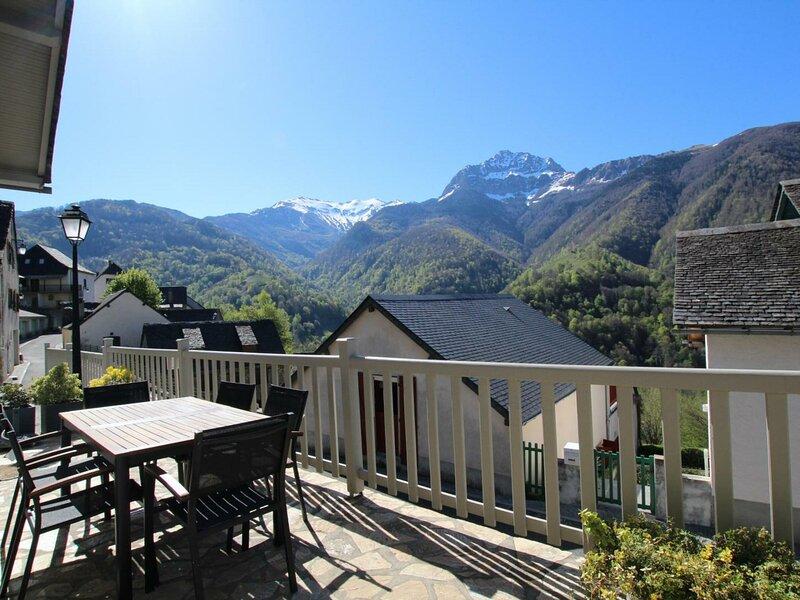 GITE DES COLS, holiday rental in Osse-En-Aspe