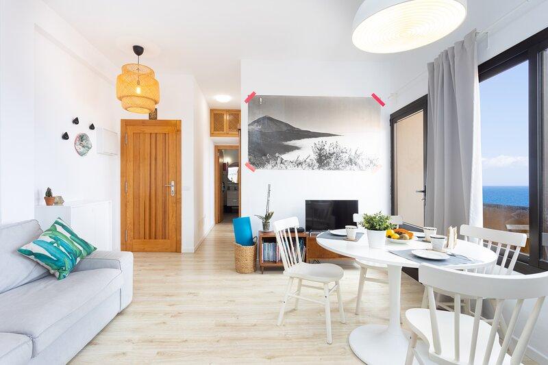 Home2Book Charming Apartment Bajamar, holiday rental in Tejina