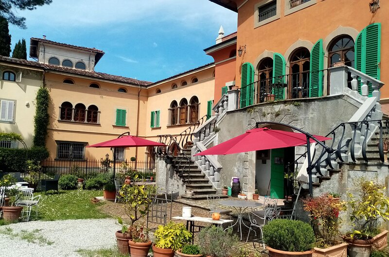 Villa Colle Olivi - il poeta, holiday rental in Collodi