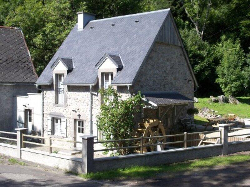Chez Mareuge, holiday rental in Le Vernet-Sainte-Marguerite