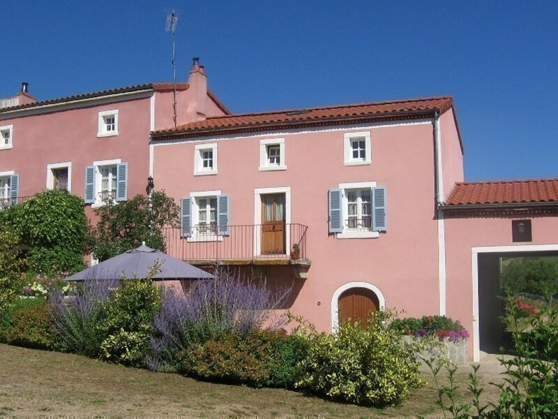 Les Fougères, holiday rental in Issoire