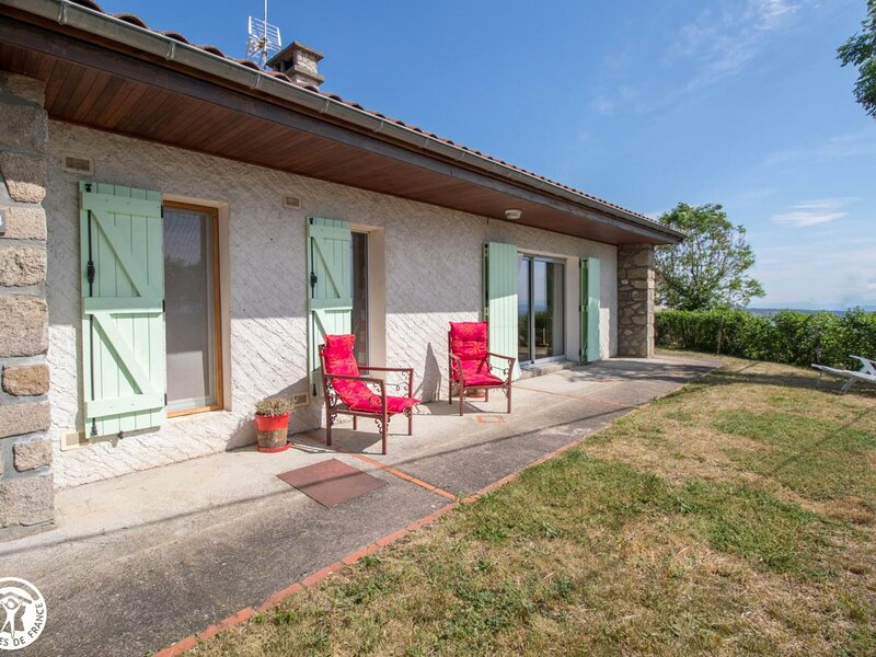 COURNOLS - 4 pers, 51 m2, 2/1, holiday rental in Le Vernet-Sainte-Marguerite