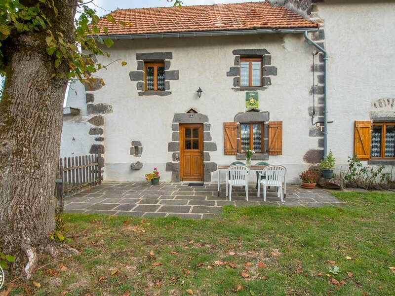 SAINT-OURS-LES-ROCHES - 4 pers, 85 m2, 2/1, holiday rental in Manzat