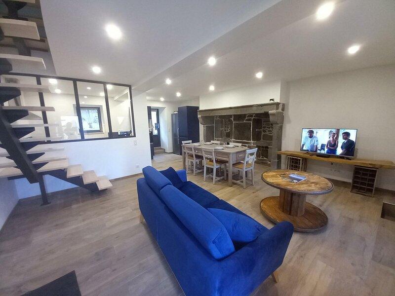 Gîte du Bughes, holiday rental in Ceyssat