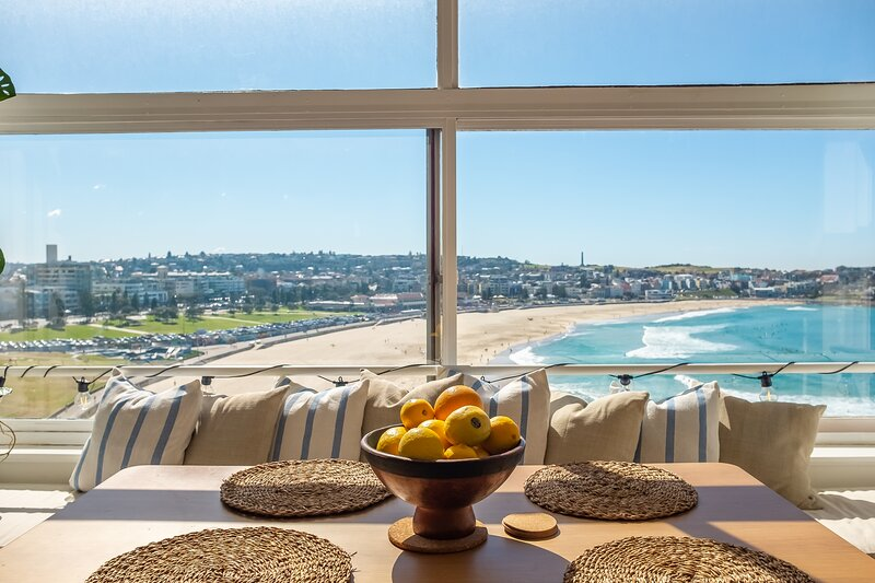 ★ I'm in heaven - Beach View Penthouse ★, holiday rental in Tamarama